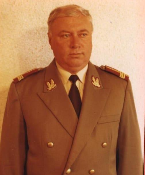Doliu la ISU Sibiu- Drum lin spre Cer, domnule colonel (r) TATU Dumitru!