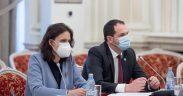 Senatorul Claudiu Mureșan s-a întâlnit cu reprezentanți ai Asociației Române a Băncilor