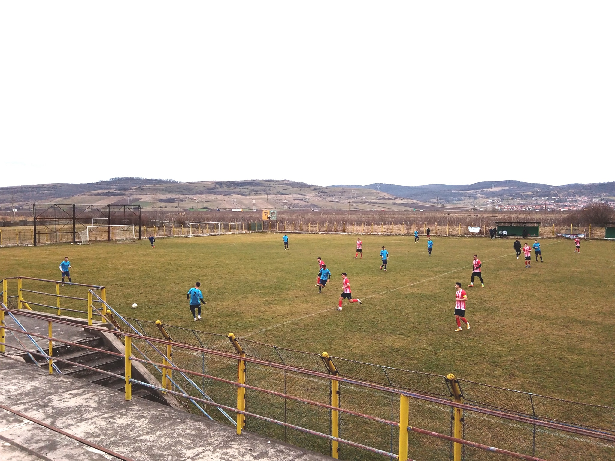 Măgura Cisnădie s-a impus în fața echipei Unirea Alba Iulia