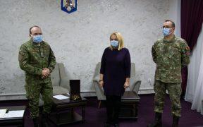 Cadre didactice ale AFT, premiate de revista Gândirea Militară Românească