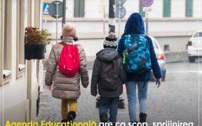 Agendă Educațională- o completare firească a agendelor deja existente la nivelul Consiliului Local Sibiu