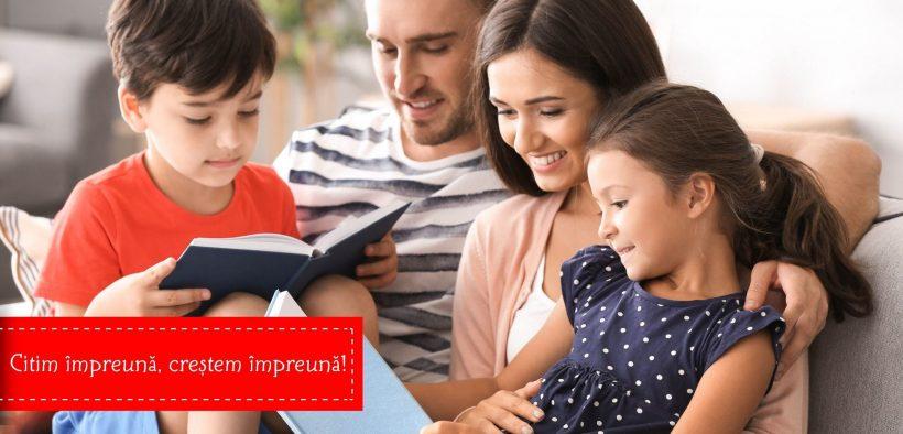 """Pledoarie pentru lectură - """"Să citim impreună"""", la Liceul Teoretic """"Axente Sever"""" din Mediaș"""