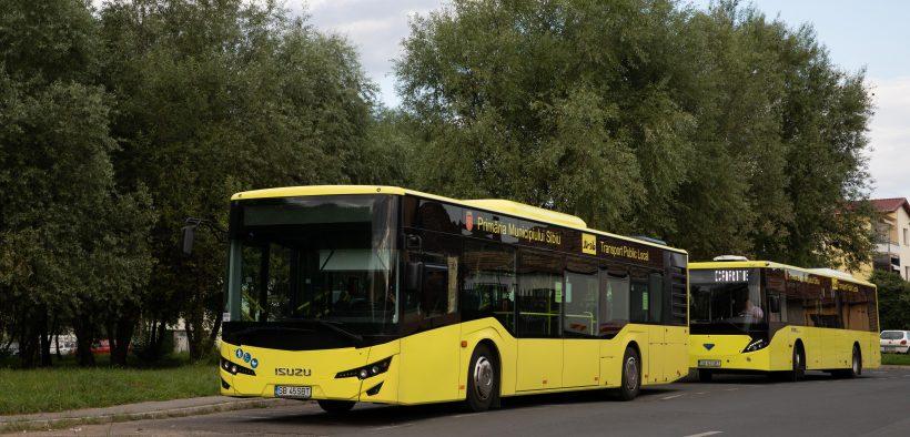 Odată cu reînceperea școlii Tursib oferă transport gratuit elevilor