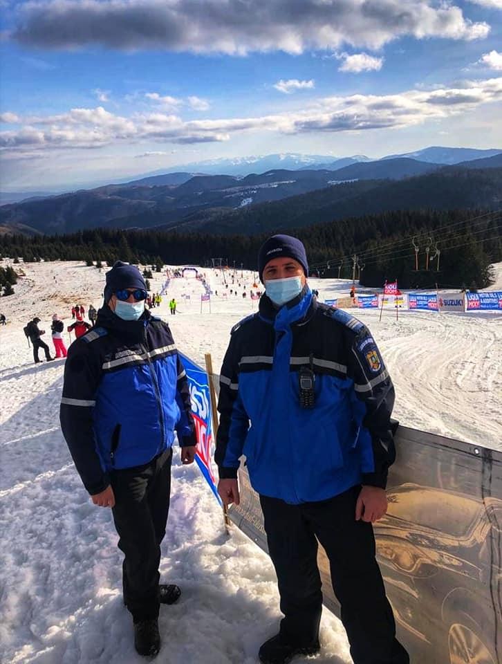 """S-a dat startul competiției """"Cupa de Ski a Consulatului Austriei la Sibiu"""""""
