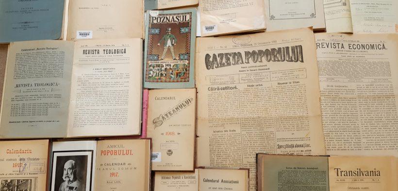 Biblioteca Județeană ASTRA Sibiu este unul dintre principalii actori ai procesului de digitalizare în mediul bibliotecilor