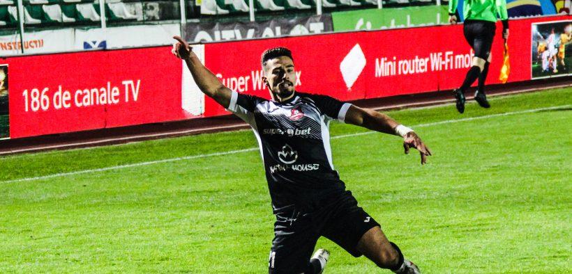 A.F.C.Hermannstadt joacă pe teren propriu contra celor de la Sepsi OSK Sf.Gheorghe în etapa a XXV-a din Liga I