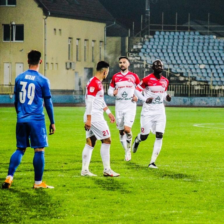 FCH se deplasează la Craiova pentru confruntarea cu vicecampioana ediției precedente de campionat –Universitatea Craiova