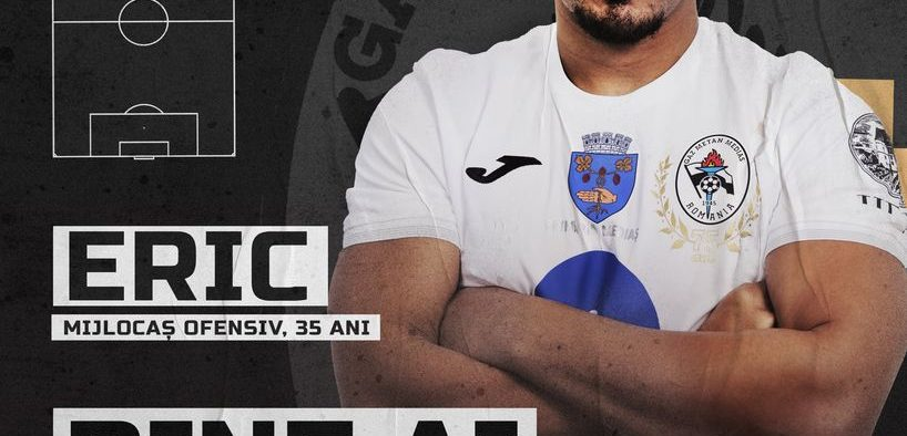 Cel mai bun marcator străin din Liga 1 va îmbrăca din nou tricoul echipei Gaz Metan