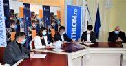 Studenții Facultății de Științe vor avea stagii de practică la Decathlon Sibiu