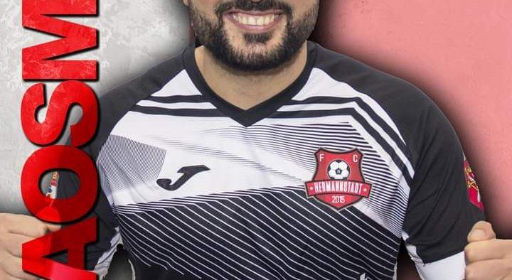 Internaționalul syrian, Aias Aosman, va reprezenta FCH în tricoul cu numărul 10