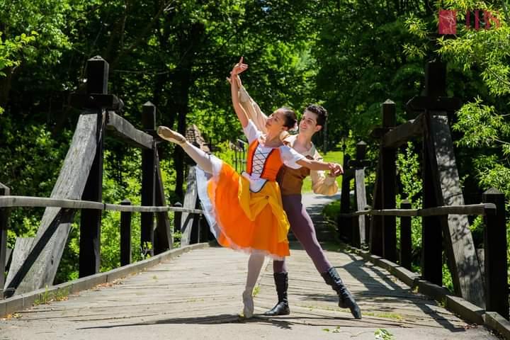 """Teatrul de Balet Sibiu vă invită la baletul în două acte """"La fille mal gardée"""""""