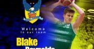 Blake Reynolds este noul jucător al BC CSU Sibiu