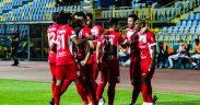 Supranumitul derby al județului Sibiu este programat astăzi
