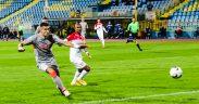 , A.F.C.Hermannstadt joacă în deplasare contra celor de la U.T.A.Arad, o echipă de tradiție din fotbalul românesc