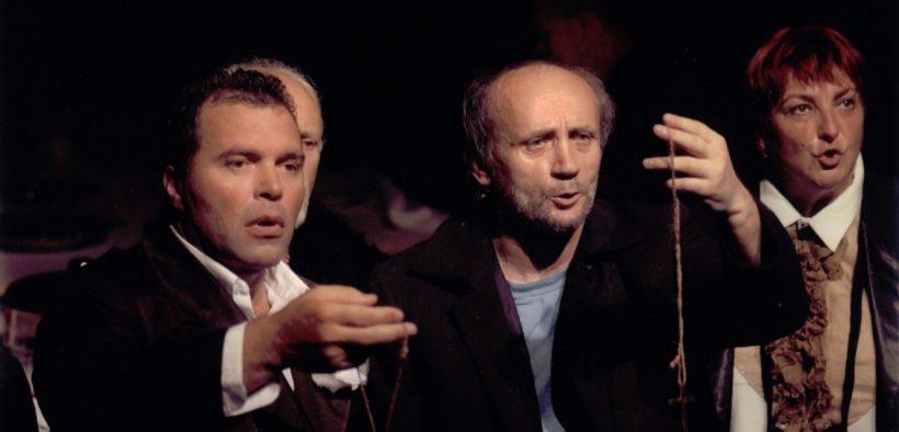 """""""Idiotul"""", în regia lui Andriy Zholdak – cadoul lunii februarie pentru abonații Scenei Digitale"""