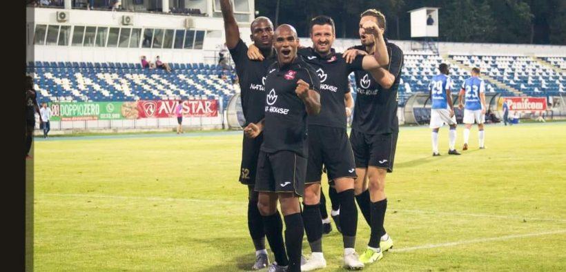 Jo Santos și-a reziliat contractul cu FCH