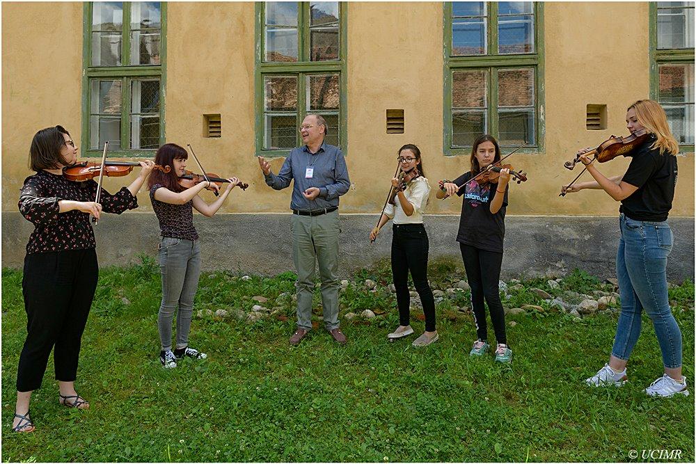 Academia ICon Arts Transilvania găzduiește anul acesta 11 master class-uri