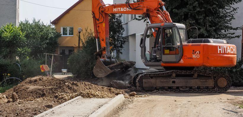 Primăria Sibiu redeschide treptat șantierele