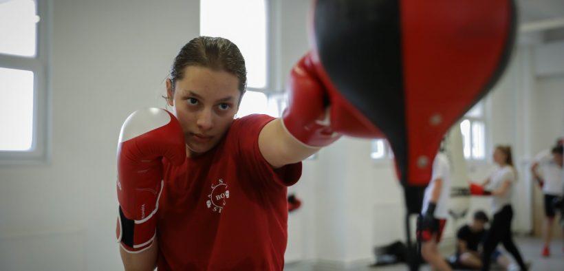 Beatrice Obedea- noua speranță a boxului feminin sibian