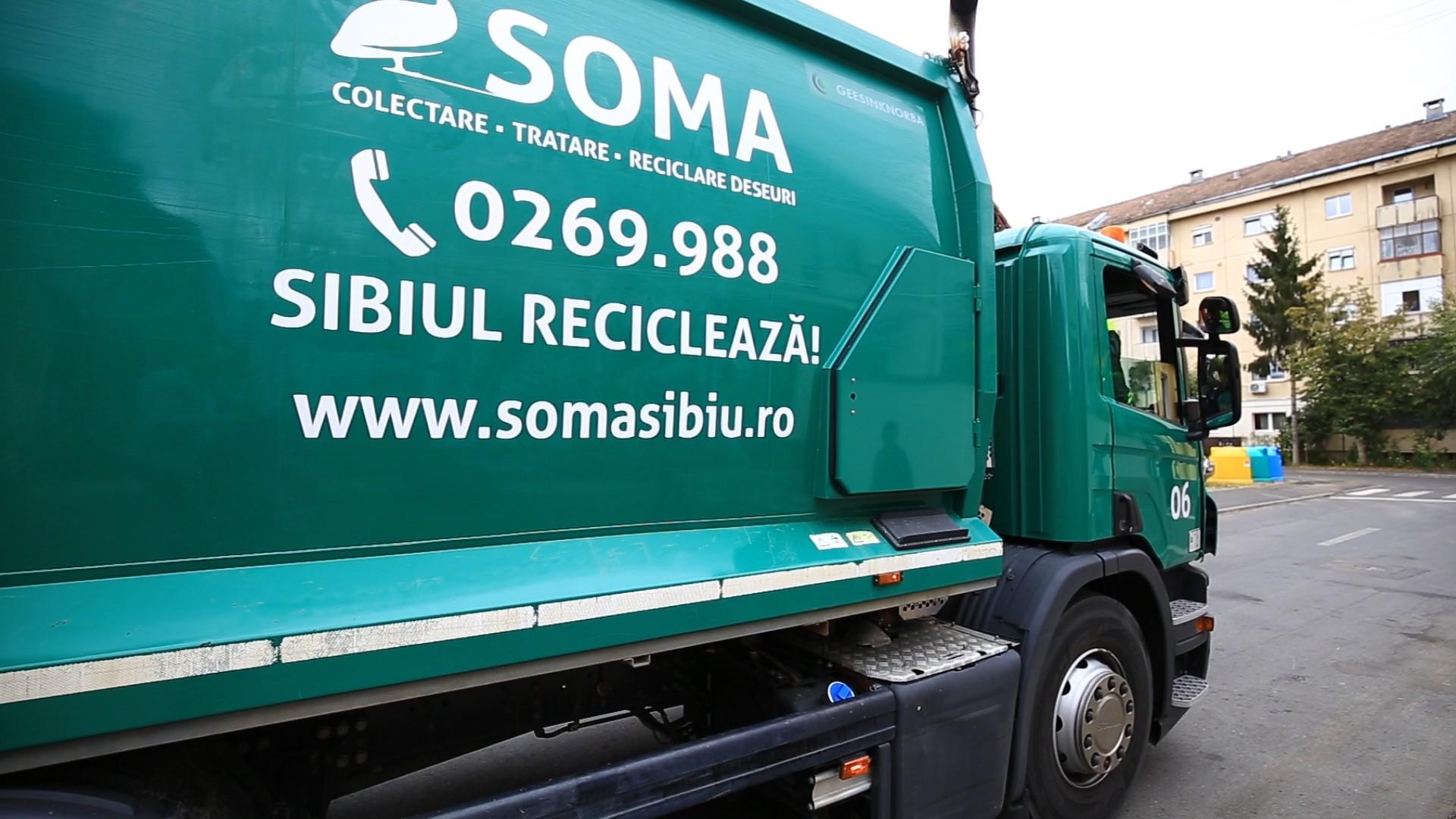 Primăria Sibiu face precizări privind taxa de salubrizare