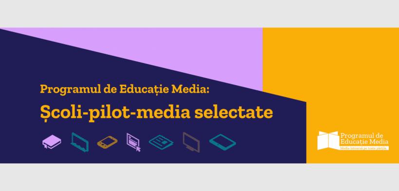 """Colegiul Național """"Octavian Goga"""" din Sibiu și Colegiul Național Pedagogic """"Andrei Șaguna"""" sunt cele două unități de învățământ preuniversitar din județul Sibiu care se află pe lista școlilor selectate pentru a funcționa ca școli-pilot-media, începând cu semestrul al doilea al anului școlar 2020-2021, în cadrul Programului de Educație Media, dezvoltat împreună cu Centrul pentru Jurnalism Independent. Liceele selectate vor primi detalii în legătură cu programul de formare până la data de 28.02.2021. Unităților de învățământ preuniversitar selectate le este solicitat să completeze și să trimită, atât în format editabil, cât și scanat, ANEXA 2 atașată Notei nr. 727/DGIP/02.02.2021, până la data de10.02.2021, ora14.00, pe adresa de e-mail:daniel.georgescu@edu.gov.ro(Consilier Daniel Georgescu, Direcția Generală Învățământ Preuniversitar, Ministerul Educației și Cercetării). Procesul de selecție și avizarea listei de către Ministerul Educației și Cercetării s-au desfășurat conform Art. 17 al Regulamentului specific de selecție, organizare și funcționare pentru unitățile de învățământ preuniversitar cu statut de unități pilot în domeniul educației media, aprobat prin Ordinul Ministrului Educației și Cercetării nr. 6234/2020. """"Programul de educație media""""este un demers strategic derulat de CJI, prin care concepte de educație media sunt introduse în activitatea curentă a profesorilor și elevilor de liceu, în urma unui amplu proces de instruire a profesorilor. """"Programul de educație media"""" are drept partener strategic de dezvoltare Romanian-American Foundation și beneficiază de sprijinul financiar oferit de (în perioada 2017 – 2021): Ambasada Regatului Unit al Marii Britanii și Irlandei de Nord, Ambasada Regatului Țărilor de Jos în România, Ambasada Statelor Unite ale Americii, Fondul pentru Inovare Civică, Fundația Friedrich Naumann pentru Libertate România, IFEX (International Freedom of Expression Network), UNICEF România. În contextul educaţional actual, când elevii sunt"""