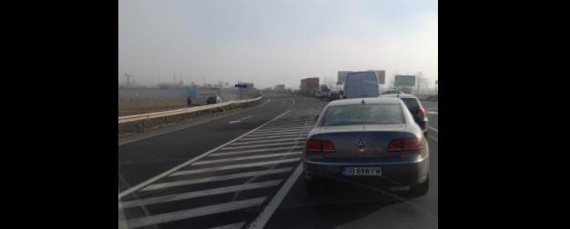 Accident grav în Avrig, cu 3 mașini implicate