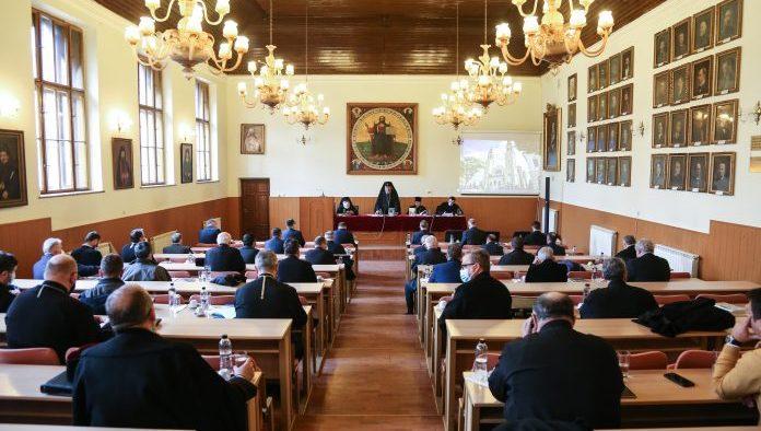 Şedinţe ale Consiliului şi Adunării eparhiale ale Arhiepiscopiei Sibiului
