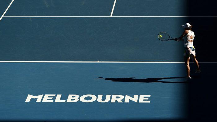 Turneele de tenis de la Melbourne s-ar putea relua vineri