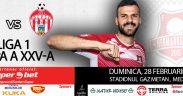 Un bilet virtual cumpărat pentru următorul meci al formației FCH - o investiție în viitorul fotbalului sibian