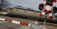 Bărbat, acroșat de tren în Halta Turnișor