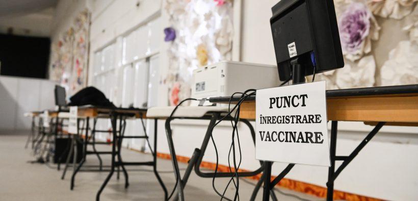 Primăria Sibiu a pregătit pentru deschidere al doilea centru de vaccinare în cadrul Redal Expo