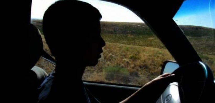 Șelimbărean minor, prins la volanul unei mașini furate