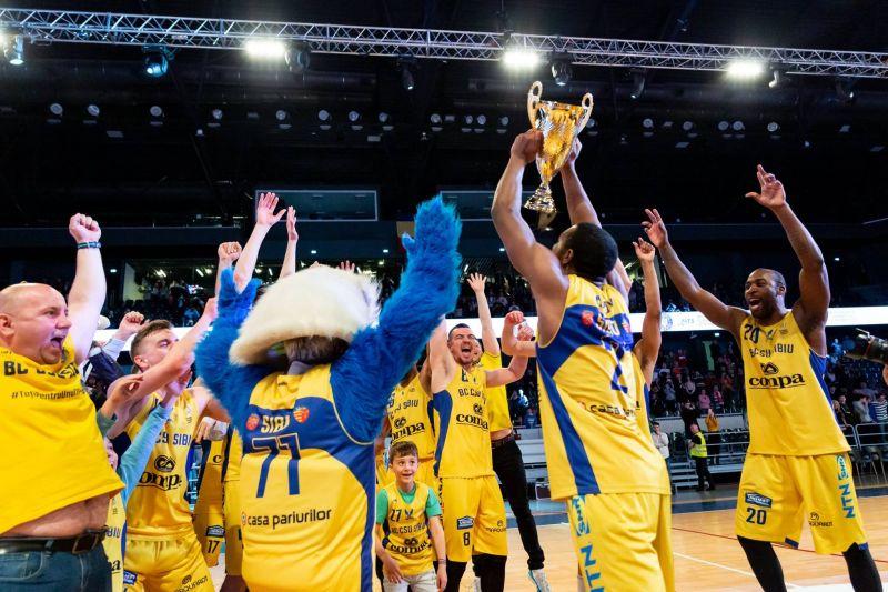 BC CSU Sibiu va întâlni U BT Cluj Napoca în sferturile de finală ale Final Eight-ul Cupei României.