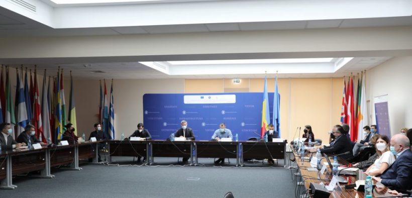 Dezbateri publice PNRR – ziua 2: Cum dezvoltăm inteligent și durabil marile orașe? Cum valorificăm resursele mediului de afaceri