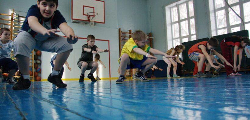 Ghidul de reguli al elevilor pentru orele de sport