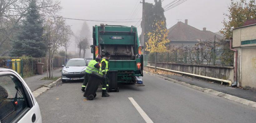 Primăria Sibiu: Plan de măsuri pentru îmbunătățirea serviciului de salubrizare în Sibiu