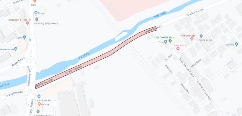 Primăria Sibiu îmbunătățește legătura între cartierele Gușterița și Reșița