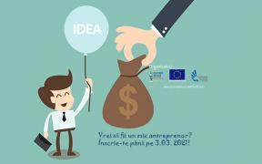 Vrei să fii un mic antreprenor? ADR Centru te poate ajuta