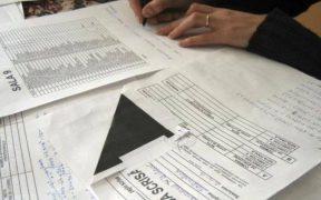 Aproximativ 400 elevi au absentat de la Evaluarea Națională