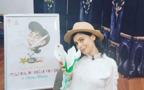 Diana Ribana va organiza la Teatrul Gong un atelier pentru copii cu ocazia Zilei Mamei