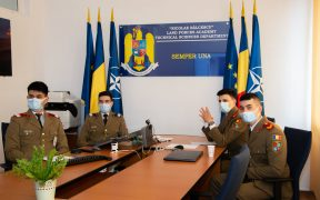 Studenții AFT au participat la Conferinţa NATO despre Lecţii Învățate