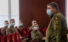Promovarea profesiei militare în Forțele Terestre, la AFT