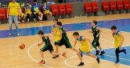 BC CSU Sibiu U13 este calificată în grupele semifinale ale Campionatului Național U13, la Sibiu