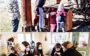 Aproximativ 2700 de vizitatori au participat la atelierul Cusătura primăverii