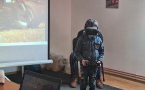 Elevii din Hoghilag au fost inițiați în tainele tehnologiei moderne