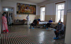 """60 de rezidenți permanenți din cadrul Spitalului Clinic de Psihiatrie """"Dr. Gheorghe Preda"""" din Sibiu s-au vaccinat"""