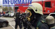 Pompierii sibieni au intervenit la peste 100 de intervenții în ultimele 48 de ore