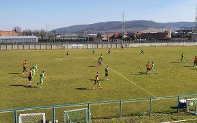 Meci de pregătire între Gaz Metan și echipa secundă