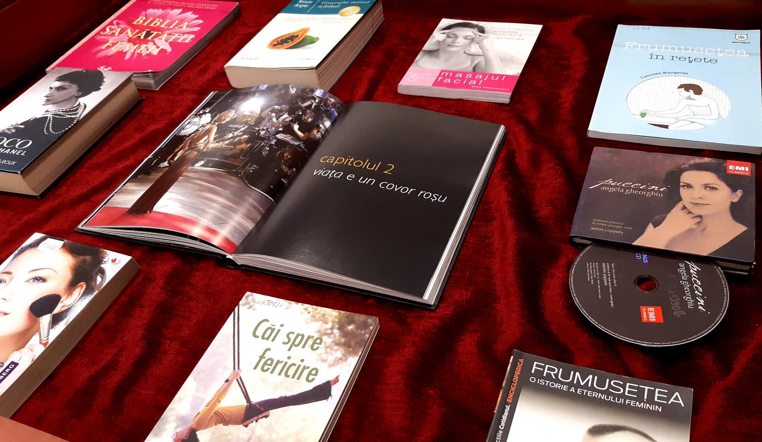 Biblioteca Județeană ASTRA Sibiu organizează o expoziție dedicată Femeii