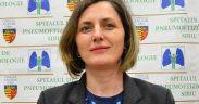 Alina Graur va fi manager interimar la Spitalul TBC Sibiu